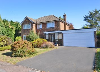 Thumbnail 3 bed detached house for sale in Sandroyd Way, Cobham