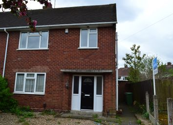 Thumbnail 1 bed flat for sale in Lawrence Avenue, Wednesfield, Wolverhampton