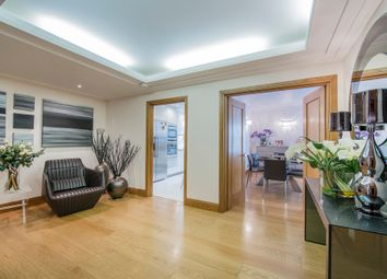 Thumbnail 3 bed flat for sale in Balmoral Court, Queens Grove, London