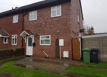 Thumbnail 3 bed end terrace house to rent in Trenchard Avenue, Credenhill, Hereford