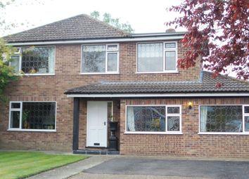 Thumbnail 4 bed detached house for sale in Glebe Avenue, Watlington, King's Lynn