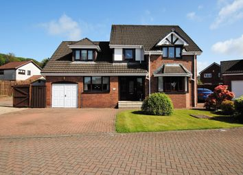 Thumbnail 5 bed detached house for sale in Glentruim View, Kilmarnock