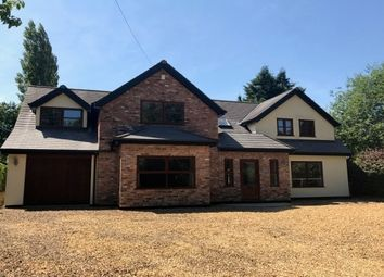 Thumbnail 6 bed detached house to rent in Gunco Lane, Butley Town, Prestbury, Macclesfield