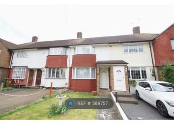 Thumbnail 2 bedroom terraced house to rent in Holbeach Gardens, Sidcup, Kent