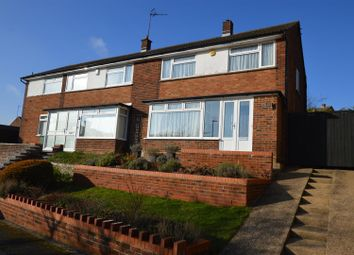 Thumbnail 3 bed semi-detached house for sale in Mardale Avenue, Dunstable