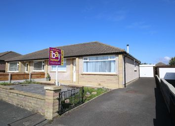 Thumbnail 2 bed bungalow for sale in Ranlea Avenue, Bare, Morecambe`