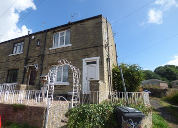 Thumbnail 1 bed end terrace house for sale in Field Top, Bailiff Bridge