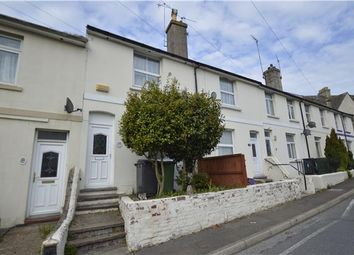 Thumbnail 2 bed terraced house for sale in Hollington Old Lane, St Leonards-On-Sea, East Sussex