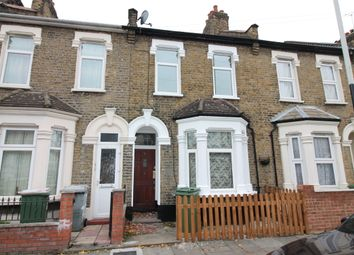 Thumbnail 3 bed terraced house to rent in Wall End Road, East Ham