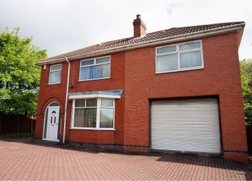 Thumbnail 5 bedroom detached house for sale in Alfreton Road, Pinxton