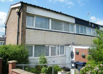 Thumbnail 3 bedroom end terrace house for sale in Bells Lane, Birmingham, West Midlands