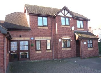 Thumbnail 1 bed flat to rent in Sharpe Street, Amington, Tamworth, Staffordshire