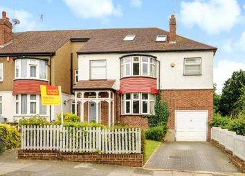 Thumbnail 5 bed end terrace house for sale in Windsor Road, Finchley N3,