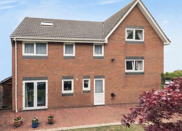 Thumbnail 4 bed detached house for sale in Shepherds Way, Bournemouth, Dorset