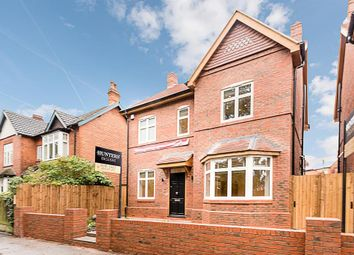 Thumbnail 4 bed detached house for sale in Plot 1, 126 Springfield Road, Kings Heath, Birmingham