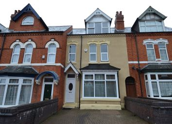 Thumbnail 4 bed terraced house for sale in Willows Crescent, Balsall Heath, Birmingham