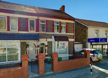 Thumbnail 4 bed property to rent in High Street, Llanbradach, Caerphilly
