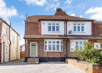 Thumbnail 4 bed semi-detached house for sale in Pickhurst Lane, Hayes, Kent