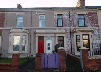 Thumbnail 2 bedroom flat for sale in Albert Road, Jarrow