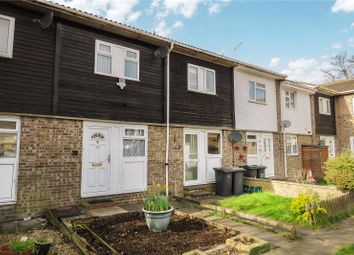 Thumbnail 1 bed terraced house for sale in Poplar Close, Sandy, Bedfordshire