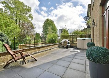 Thumbnail 3 bed flat for sale in Priory Road, South Hampstead