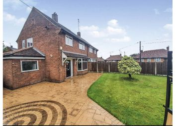 Thumbnail 3 bed semi-detached house for sale in West Grange Road, Leeds