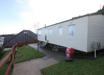 Thumbnail 3 bedroom mobile/park home for sale in Waterside Park, Dartmouth Road, Paignton