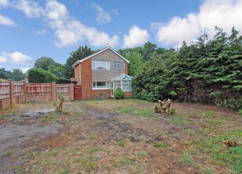 Brookfield Gardens, Sarisbury Green, Southampton SO31. 3 bed detached house