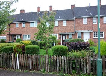 Thumbnail 3 bedroom town house for sale in Goscote Close, Walsall