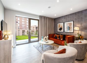 Liberty Wharf, 152 Mount Pleasant, Wembley, Middlesex HA0. 2 bed flat for sale