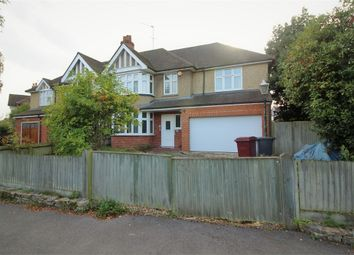 Thumbnail 4 bed semi-detached house for sale in Kenilworth Avenue, Reading, Berkshire