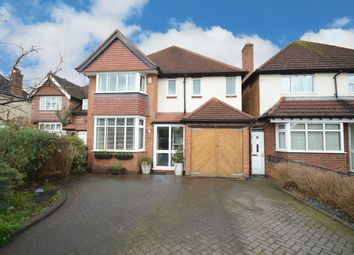 Thumbnail 3 bed detached house for sale in Hazeloak Road, Shirley, Solihull