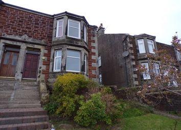 Thumbnail 1 bedroom flat to rent in Weston Terrace, West Kilbride