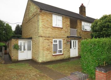 Thumbnail 2 bed maisonette for sale in Gosling Avenue, Offley, Hitchin