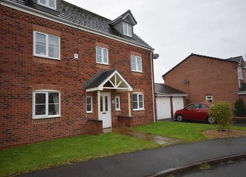 Thumbnail 5 bed detached house to rent in Gadwall Croft, Newcastle-Under-Lyme