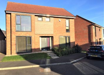 Thumbnail 4 bed detached house for sale in The Acres, Wallsend