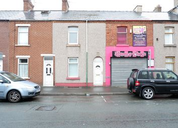 Thumbnail 2 bed terraced house to rent in Rawlinson Street, Barrow-In-Furness, Cumbria