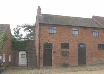 Thumbnail 1 bed maisonette to rent in Narborough Wood House, Desford Road, Enderby, Leicestershire