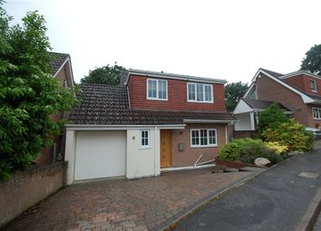 Thumbnail 4 bed detached house for sale in Gorse Hill Close, Poole