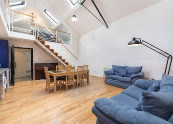 Thumbnail 2 bed mews house for sale in Chenies Mews, London