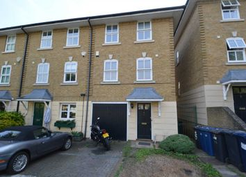 Thumbnail 4 bed end terrace house for sale in Hampton Close, London