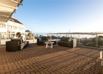 Thumbnail 3 bed flat for sale in Golden Gates, Ferry Way, Sandbanks