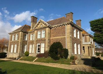 Thumbnail 2 bed flat for sale in The Grange, Grange Court, Aldwick, Bognor Regis, West Sussex.