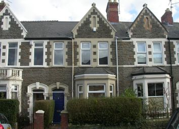 Thumbnail 3 bed property to rent in Fields Park Road, Pontcanna, Cardiff