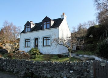 Thumbnail 4 bed detached house for sale in Pier Road, Tarbert