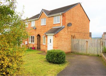 Thumbnail 3 bed semi-detached house for sale in Shadowbrook Close, Royton, Oldham