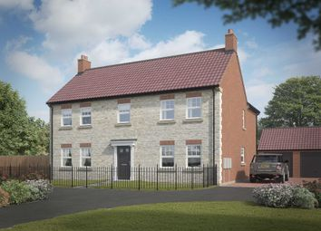 Thumbnail 5 bed detached house for sale in Croft House, Lincoln Road, Dunholme