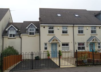Thumbnail 4 bed terraced house to rent in Fulford Close, Bideford