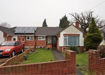 Thumbnail 2 bed semi-detached bungalow for sale in Fanconi Road, Chatham