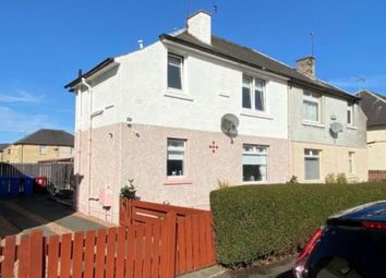 Thumbnail 1 bed flat for sale in Kings Road, Grangemouth